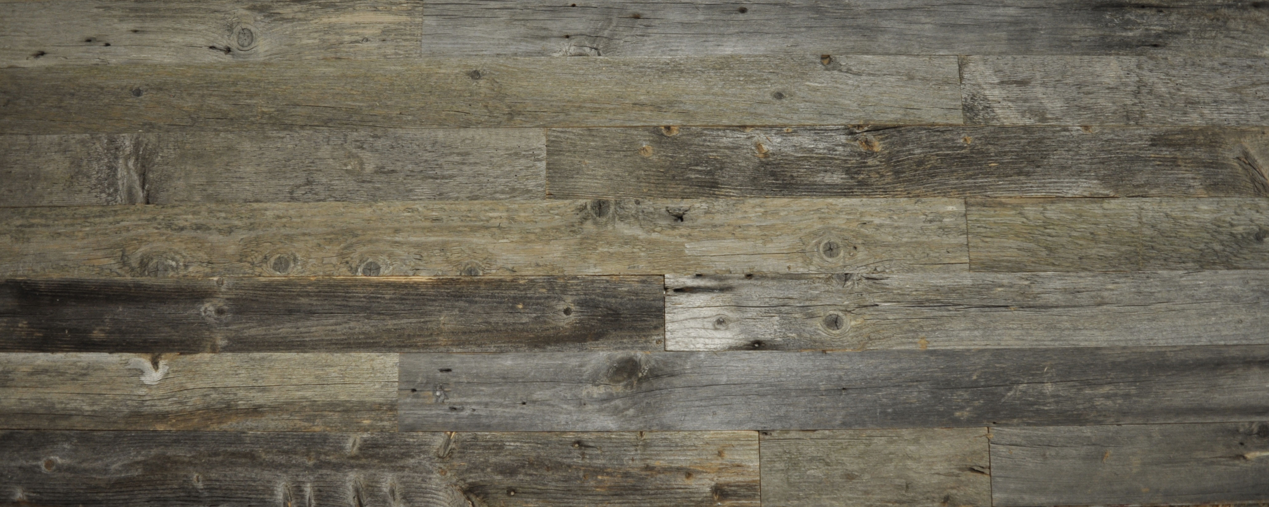 Diy Reclaimed Wood Accent Wall Grey Shades 5 5 Inch Wide