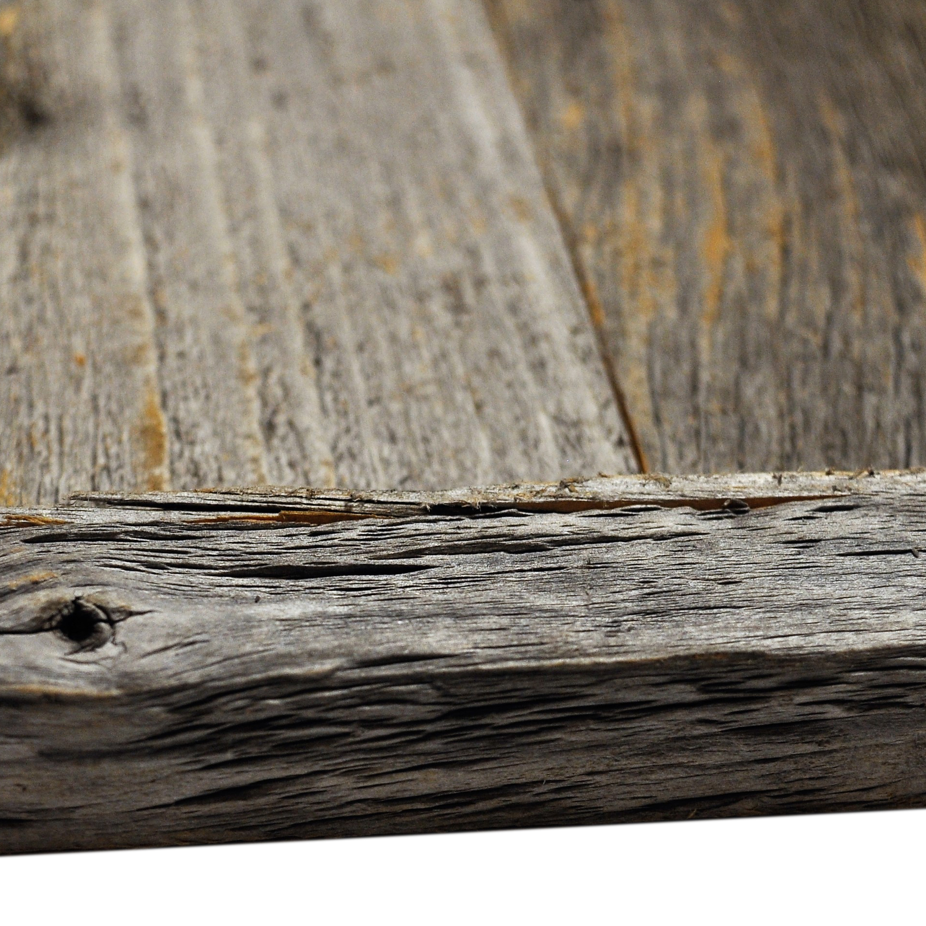DIY Reclaimed Barn Wood Finish Trim In Brown Or Grey (To